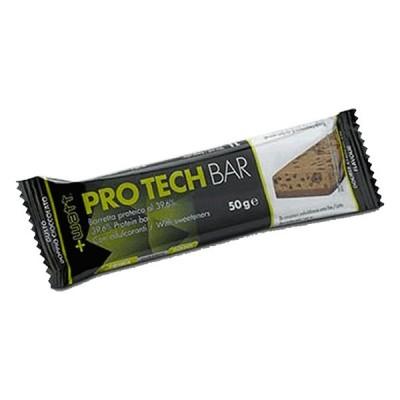 PRO TECH BAR BOX 24pz x 50gr - www.PROTEIN-SHOP.it