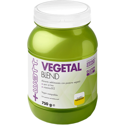 VEGETAL BLEND 750gr - www.PROTEIN-SHOP.it
