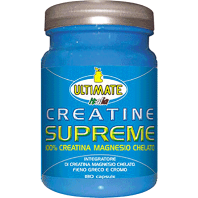CREATINE SUPREME 180CPS - www.PROTEIN-SHOP.it