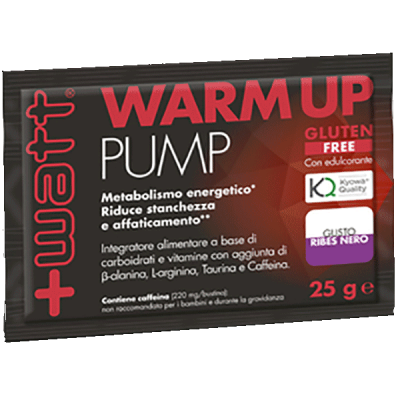 WARM UP PUMP EVOLUTION BOX 30pz x 25gr - www.PROTEIN-SHOP.it