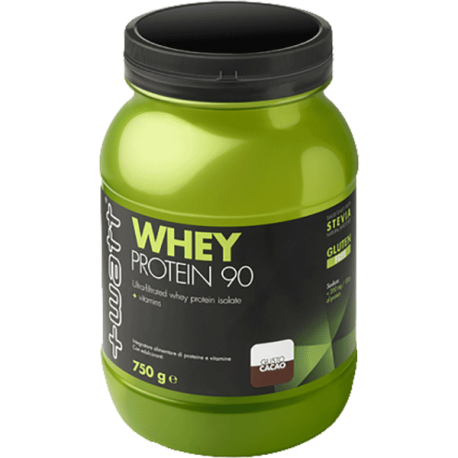 WHEY PROTEIN 90 750gr - www.PROTEIN-SHOP.it