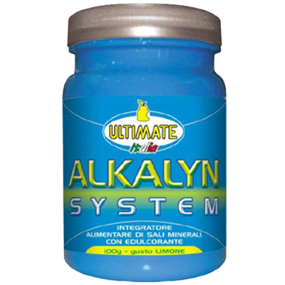 ALKALYN SYSTEM 100G - www.PROTEIN-SHOP.it
