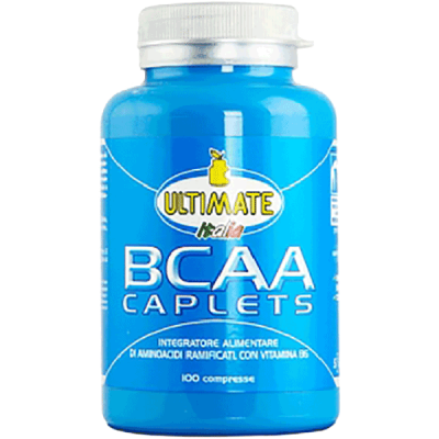 BCAA 100CPR - www.PROTEIN-SHOP.it