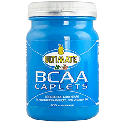 BCAA 400CPR - www.PROTEIN-SHOP.it