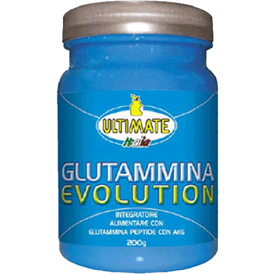 GLUTAMINE EVOLUTION 120CPR