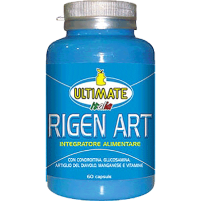 RIGEN ART 60CPS - www.PROTEIN-SHOP.it