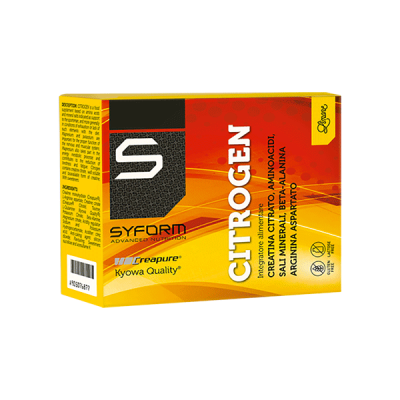CITROGEN (20 buste) - www.PROTEIN-SHOP.it