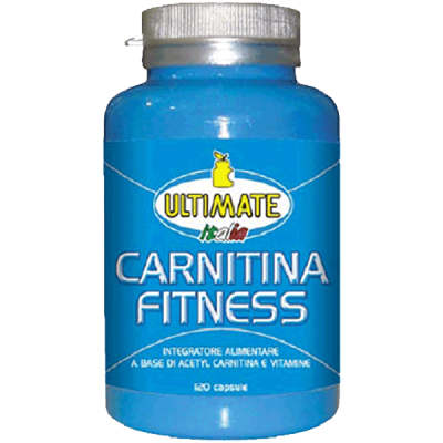 CARNITINA FITNESS 120CPS - www.PROTEIN-SHOP.it