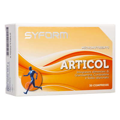 ARTICOL (30 compresse) - www.PROTEIN-SHOP.it