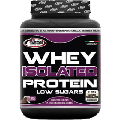 WHEY ISOLATED PROTEIN 900G - www.PROTEIN-SHOP.it