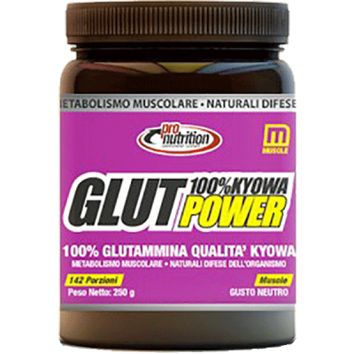 GLUT POWER 250GR