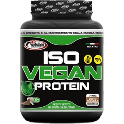 ISO VEGAN PROTEIN 900G - www.PROTEIN-SHOP.it