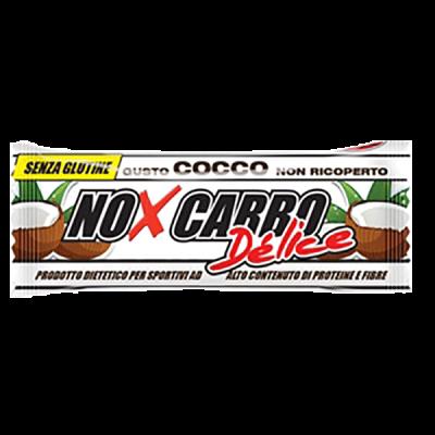 NOX CARBO BAR DELICE 24X50G NON RICOPERTA