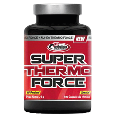 SUPER THERMO FORCE 100CPS