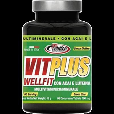 VITPLUS WELLFIT 60CPR