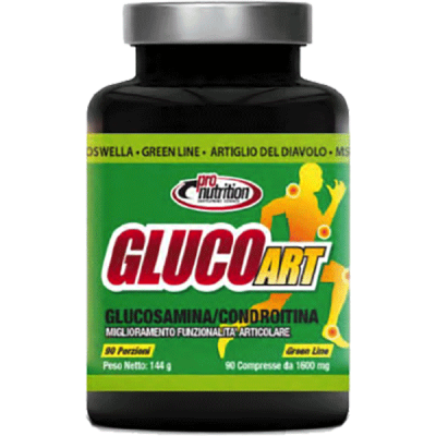 GLUCO ART 90CPR - www.PROTEIN-SHOP.it
