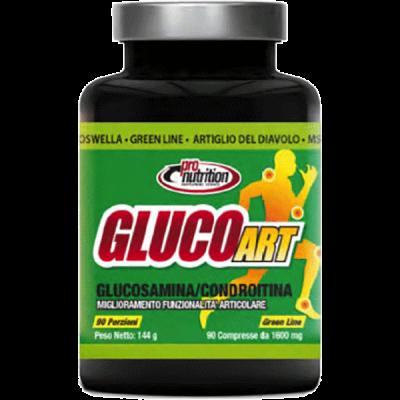 GLUCO ART 90CPR