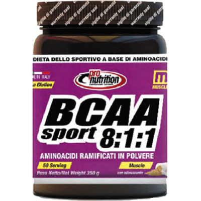 BCAA SPORT 8:1:1 350G - www.PROTEIN-SHOP.it