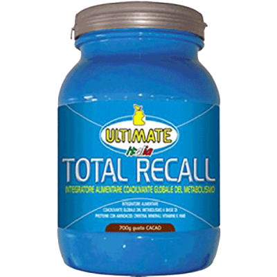 TOTAL RECALL 700G - www.PROTEIN-SHOP.it
