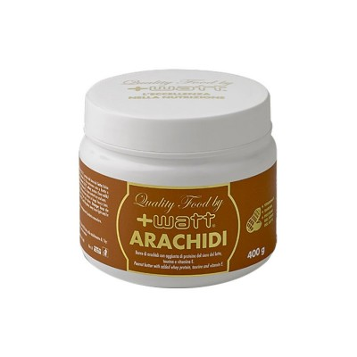ARACHIDI Quality Food 400g - www.PROTEIN-SHOP.it