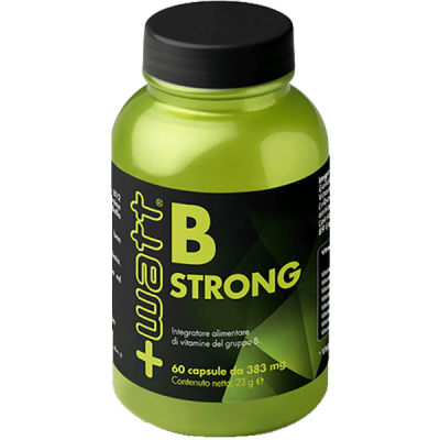 B STRONG 60cps - www.PROTEIN-SHOP.it