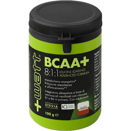 BCAA+ 8:1:1 POLVERE 100gr - www.PROTEIN-SHOP.it