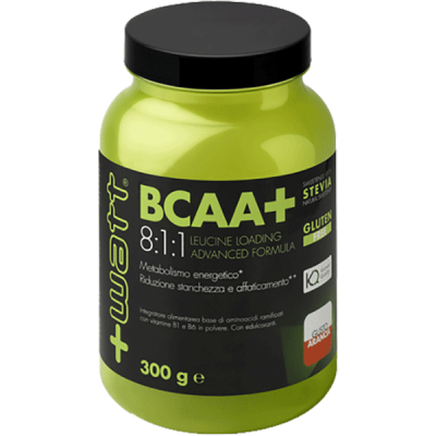 BCAA+ 8:1:1 POLVERE 300gr - www.PROTEIN-SHOP.it