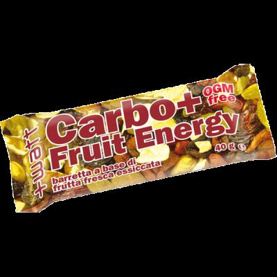 CARBO+ FRUIT ENERGY BOX 24pz x 40gr - www.PROTEIN-SHOP.it
