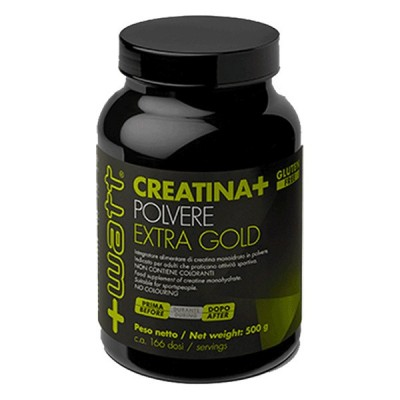 CREATINA+ POLVERE EXTRA GOLD 500gr - www.PROTEIN-SHOP.it