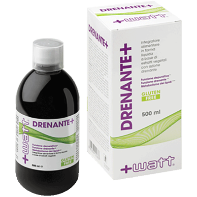 DRENANTE+ 500ml - www.PROTEIN-SHOP.it