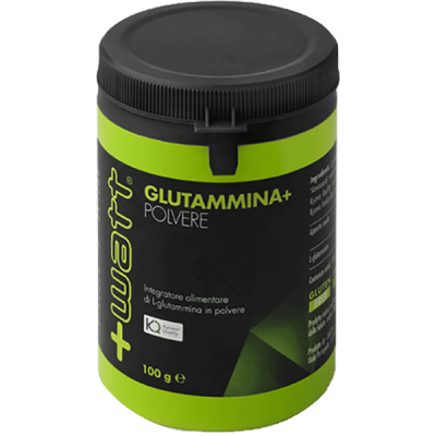 GLUTAMMINA+ POLVERE 100gr - www.PROTEIN-SHOP.it