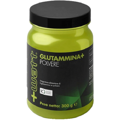 GLUTAMMINA+ POLVERE 300gr - www.PROTEIN-SHOP.it